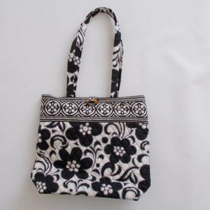 Vera Bradley Night And Day Tote Bag Retired